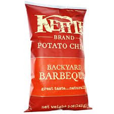 kettle foods potato chips backyard barbeque 5 oz 142 g