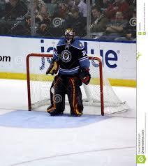 nhl hockey goalie editorial image image 13546360