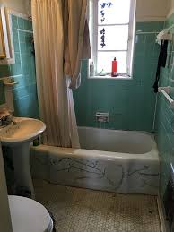 4 Ft Bathroom Vanity by Live Laugh Decorate A Copper Inspired Clawfoot Tub Meets A