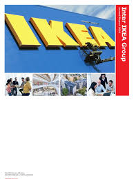 inter ikea group annual report 2013 pdf consolidation business