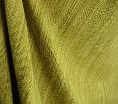Stripe Drapery Fabric Akira Palm Gold Green Stria Stripe Texture Upholstery Fabric