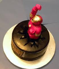 iron man cake topper u2014 liviroom decors iron man cakes idea