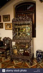 architecture and interiors of a peranakan home from the 19th
