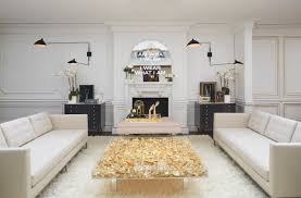 Elle Decor Celebrity Homes Inside Chanel U0027s Pop Up Parisian Apartment At Bergdorf Goodman