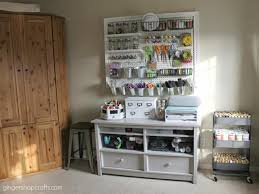 kitchen pegboard ideas how to turn any space into a dream craft room hgtv u0027s decorating