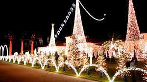 christmas lights u0026 music display in plantation acres plantation