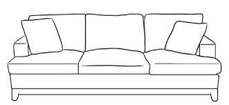 comment dessiner un canapé comment dessiner un canapé en plusieurs é
