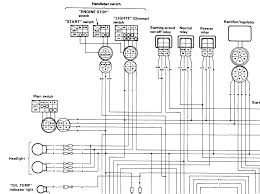 yamaha dt250 enduro motorcycle wiring schematics and diagrams