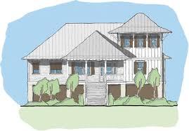 Coastal Cottage Plans by Coastal Cottage House Plans U2014 Flatfish Island Designs U2014 Coastal