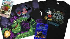 parade souvenirs electrifying new products celebrate return of