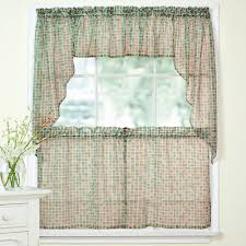 Crushed Voile Sheer Curtains by Lorraine Home Fashions Curtain 76 Listings