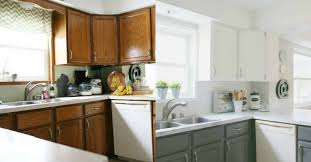 images of backsplash for kitchens remodelaholic diy budget friendly white kitchen renovation with