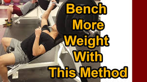 bench best way to increase bench workout mistakes the bench