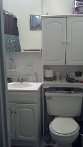 Home Depot Over Toilet Cabinet - bathroom space saver storage over the toilet cabinet shelve