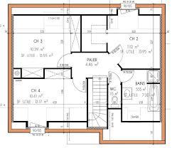 plan de maison 4 chambres plan maison chambres gratuit 37981 sprint co