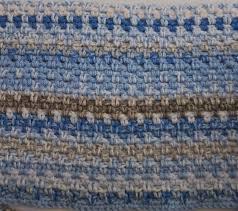 pattern of white clouds in streaks da s crochet connection sky blanket cal update