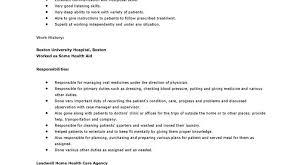 home health aide resume home health aide resume template hvac cover letter sle hvac