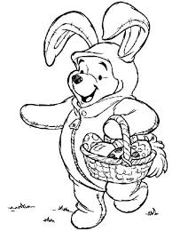 48 disney easter coloring pages cartoons celebrations printable