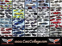 corvette all models corvette model