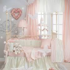 crib bedding sets for girls amazoncom stella piece baby crib bedding set by the peanut pics