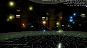 Solar System Map Star Citizen Galaxy Map Wip Youtube