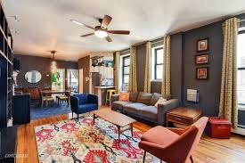 new york city most famous micro apartments curbed for lovely ditmas park condo with both classic and modern appeal the two bedroom home has received few updates that create nice medley