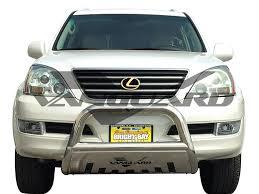 lexus gx470 production years bull bar 2 5 u2033 w skid plate s s auto beauty vanguard