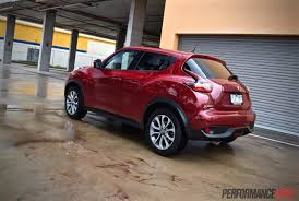 nissan juke 2017 red 2015 nissan juke ti s awd review video performancedrive