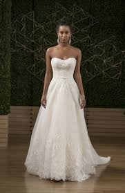 maggie sottero wedding dresses maggie sottero strapless a line wedding dress with embroidery fall