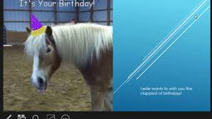 how to create a birthday greeting card in power point youtube