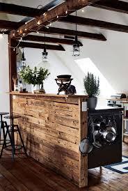 ideas to decorate kitchen brut et scandinave planete deco a homes world architecture