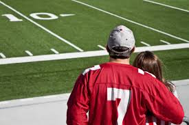 the essential guide to football for couples