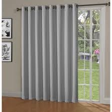 Blackout Thermal Curtains Bella Luna Blackout Maya Woven Blackout 108 In W X 84 In L