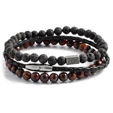 bead bracelet mens images Men 39 s bead bracelets 88 men 39 s beaded bracelets in stock jpg