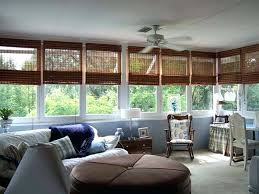 unique home interior design how to decorate a sunroom window ideas with fan also unique curtains