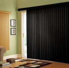 decorating gray sliding glass door blinds horizontal or