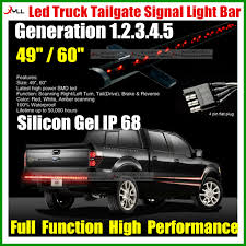 Cheapest Led Light Bars by 49 In 60 Inch 12v Led Truck Tail Gate Signal Light Bar Led