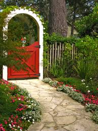 Cottage Garden Ideas Pinterest by Rustic Perfection In Carmel U0027s Cottage Garden Backyard Envy
