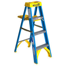 home depot black friday 5 foot ladder sale werner 4 ft fiberglass step ladder with 250 lb load capacity