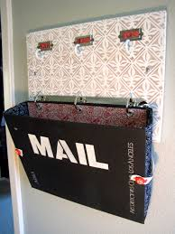 ikea showroom home control center with bulletin board mail storage