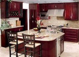 Light Cherry Kitchen Cabinets 21 Best Kitchens Light Countertop And Cherry Cabinets Images On