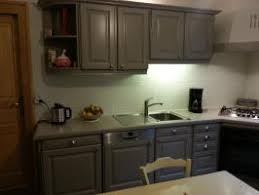repeindre cuisine chene relooking d une cuisine en chene