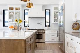 wood kitchen cabinets with white island bigger and bolder kitchen islands are the in 2020 new