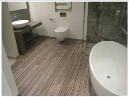Wood Floor In Bathroom Delighful Laminate Flooring Bathroom Westco Stranded Bamboo Solid