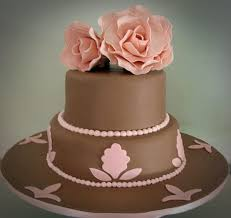 pictures 5 of 13 pink chocolate wedding cakes photo gallery