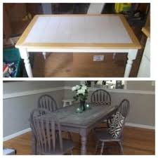 tile table top makeover tile top table makeover tile top tables southern and woods