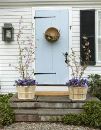 Pinterest Easter Front Door Decorations by Front Door Decorating Ideas For Summer Fall Area Pinterest Driven
