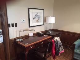 Desk With Outlets by Large Work Desk No Outlets Picture Of Griffin Gate Marriott