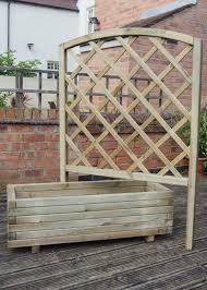 forest toulouse garden trellis planter gardensite co uk