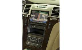 cadillac escalade radio alpine ktx esd8 restyle dash and wiring kit install and connect an